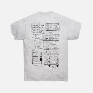 Kith Treats Architect Tee - Grey