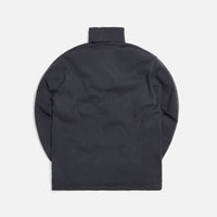 Kith Compact Knit Turtleneck - Black Thumbnail 2