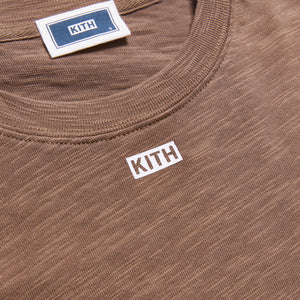 Kith JFK L/S - Dark Tan Image 3