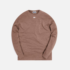 Kith JFK L/S - Dark Tan Image 1