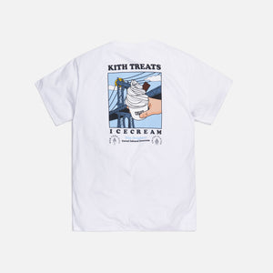 Kith Treats Locale New York Tee - White Image 2