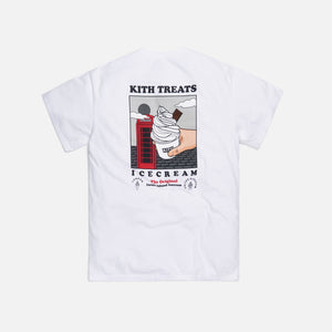 Kith Treats Locale London Tee - White