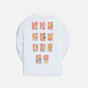 Kith for Lucky Charms Cereal Classic L/S Tee - White