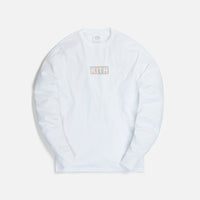 Kith for Lucky Charms L/S Tee - White Thumbnail 1