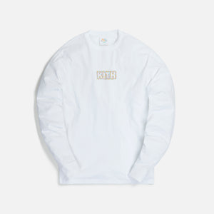 Kith for Lucky Charms L/S Tee - White Image 1