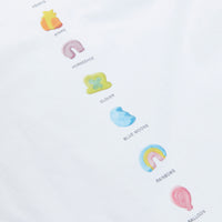 Kith for Lucky Charms L/S Tee - White Thumbnail 4