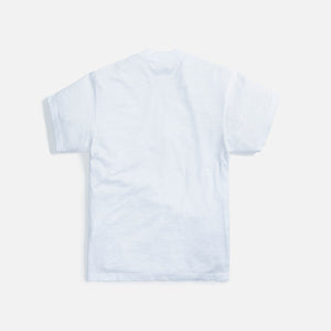 Kith Mock Neck JFK Pocket Tee - White