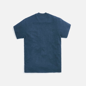 Kith Mock Neck JFK Pocket Tee - Torpedo