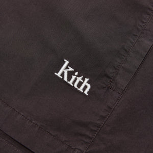 Kith Tighe Collared Button Up - Kindling