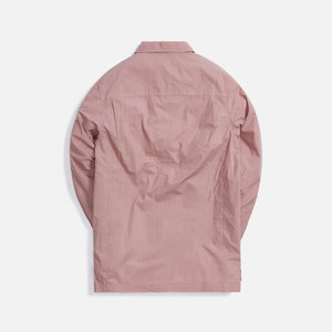 Kith Tighe Collared Button Up - Dusty Mauve