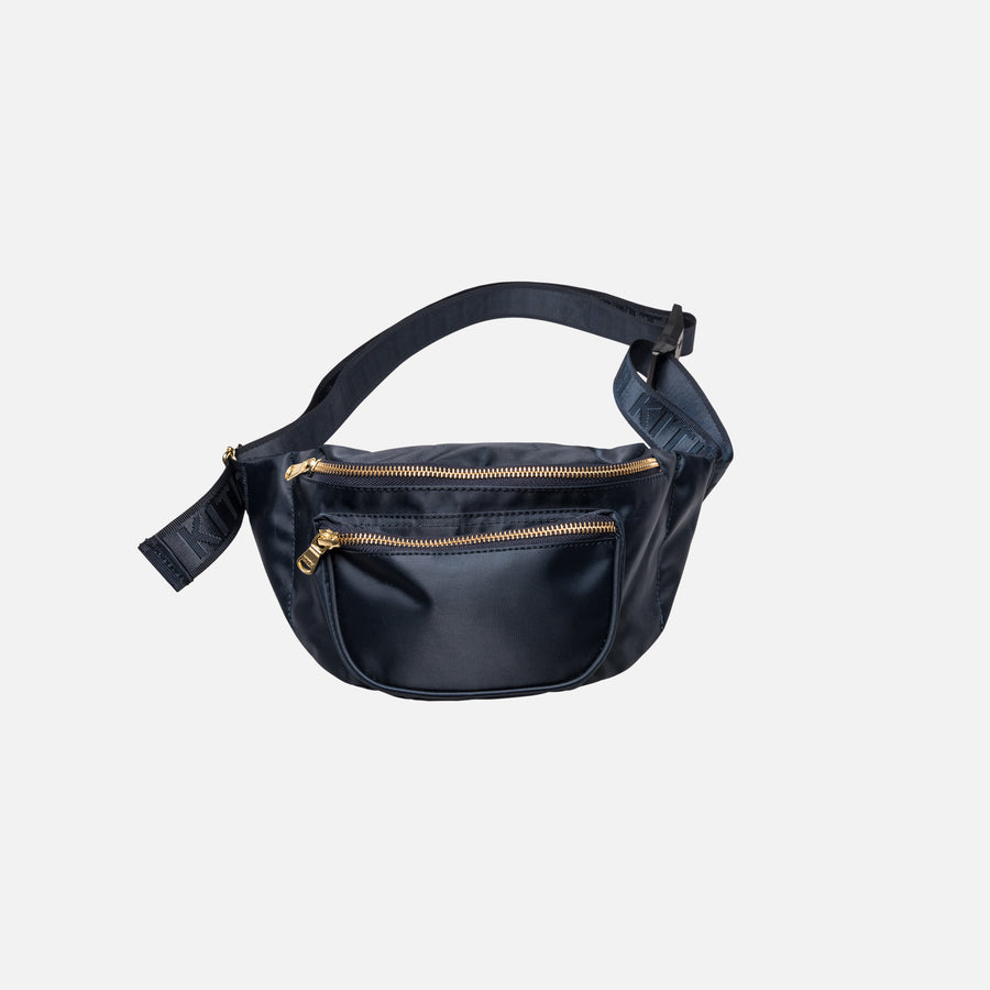 Kith Astor Waist Bag - Navy