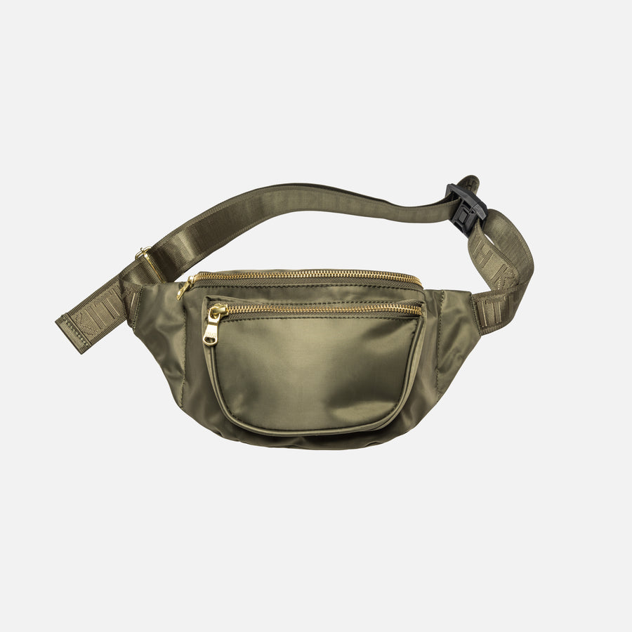Kith Astor Waist Bag - Army Green