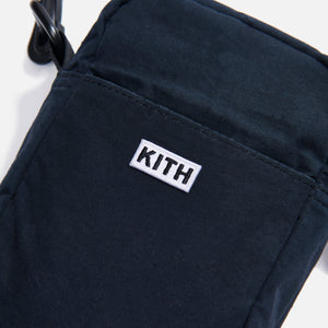 Kith Quilted Crossbody - Black