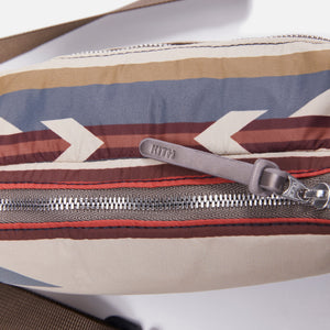 Kith for Pendleton Odell Waistbag - Tan / Multi Image 3