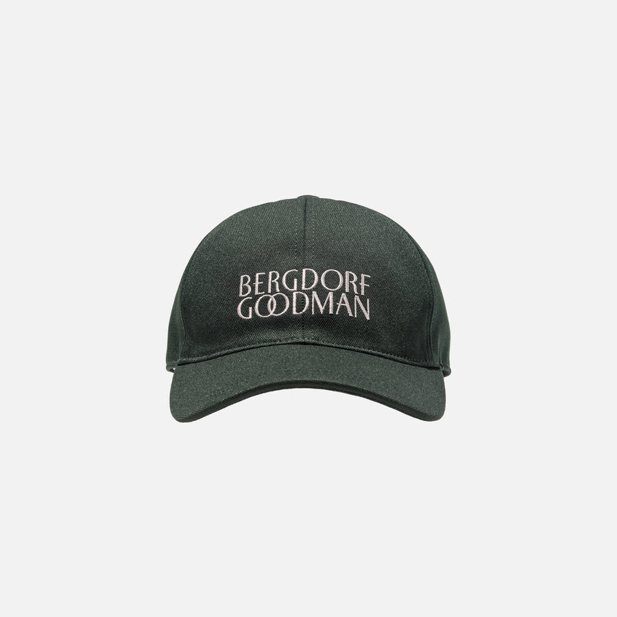 Kith x Bergdorf Goodman Cap - Forest Green