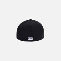 Kith for BMW New Era Low Profile 59FIFTY Fitted Cap - Black Thumbnail 4