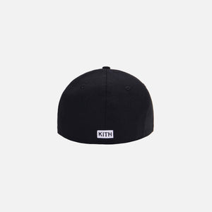 Kith for BMW New Era Low Profile 59FIFTY Fitted Cap - Black Image 4