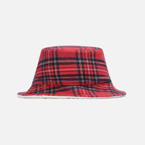 Kith Sutton Bucket Hat - Red / Multi