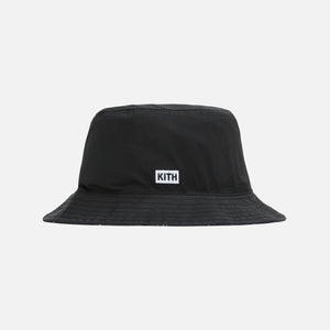 Kith Deconstructed Bandana Bucket Hat - Stadium