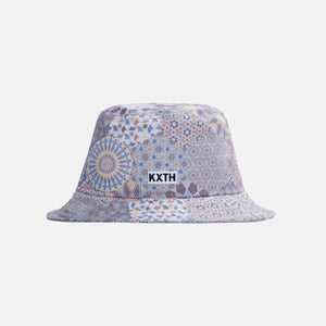 Kith for New Era Moroccan Tile Bucket Hat - Tucson