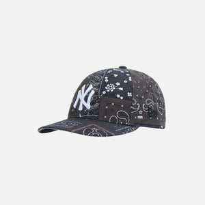 Kith for New Era Yankees Deconstructed Bandana Low Profile - Shadow