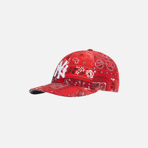 Kith for New Era Yankees Deconstructed Bandana Low Profile - Pyre