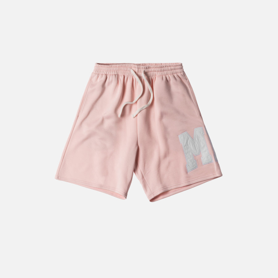 Kith Miami Colby Mesh Short - Pink