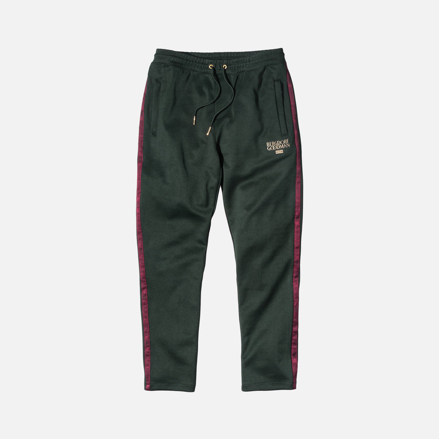 Kith x Bergdorf Goodman Track Pant - Forest Green