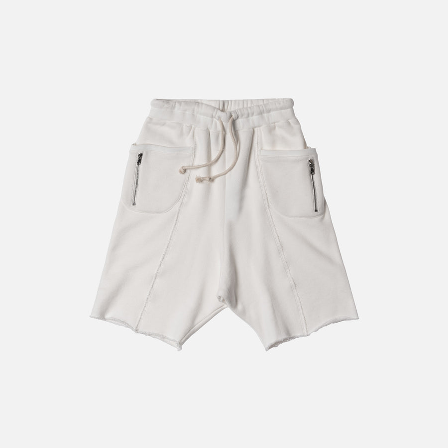 Kith James Short - White