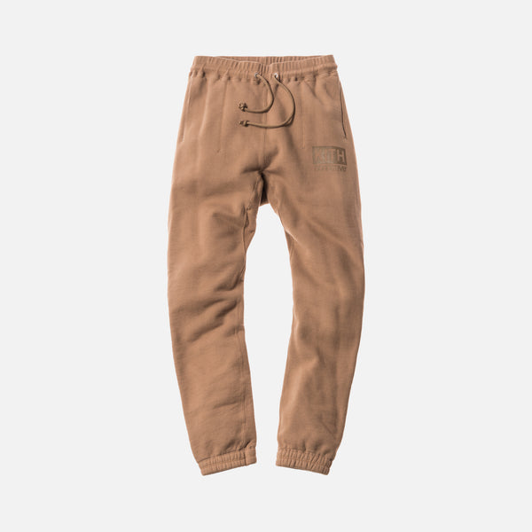 Kith x nonnative Trainer Sweatpant - Tan