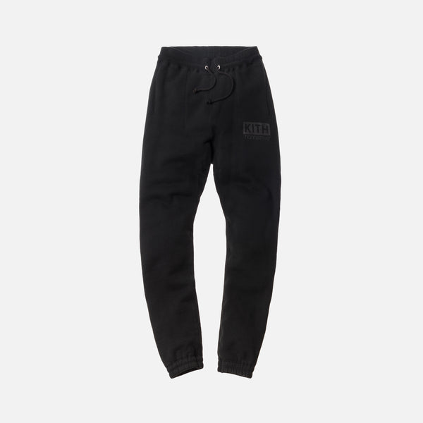 Kith x nonnative Trainer Sweatpant - Black