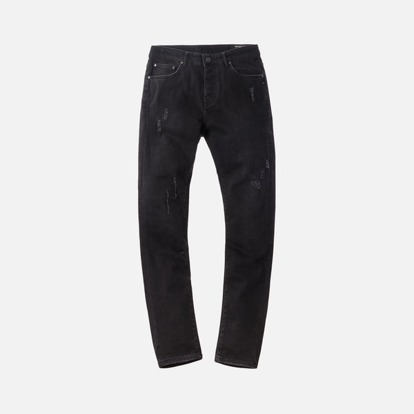 Kith Monroe Washed Denim - Black