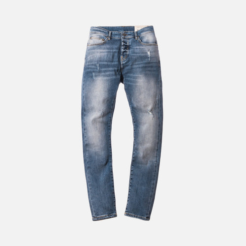 Kith Monroe Washed Denim - Stella Blue