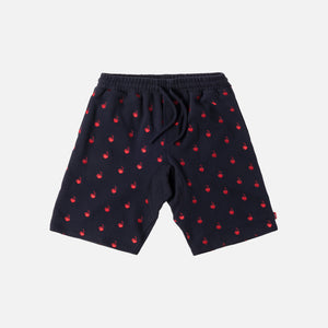 Kith x Coca-Cola Cherries Bleecker Short - Navy
