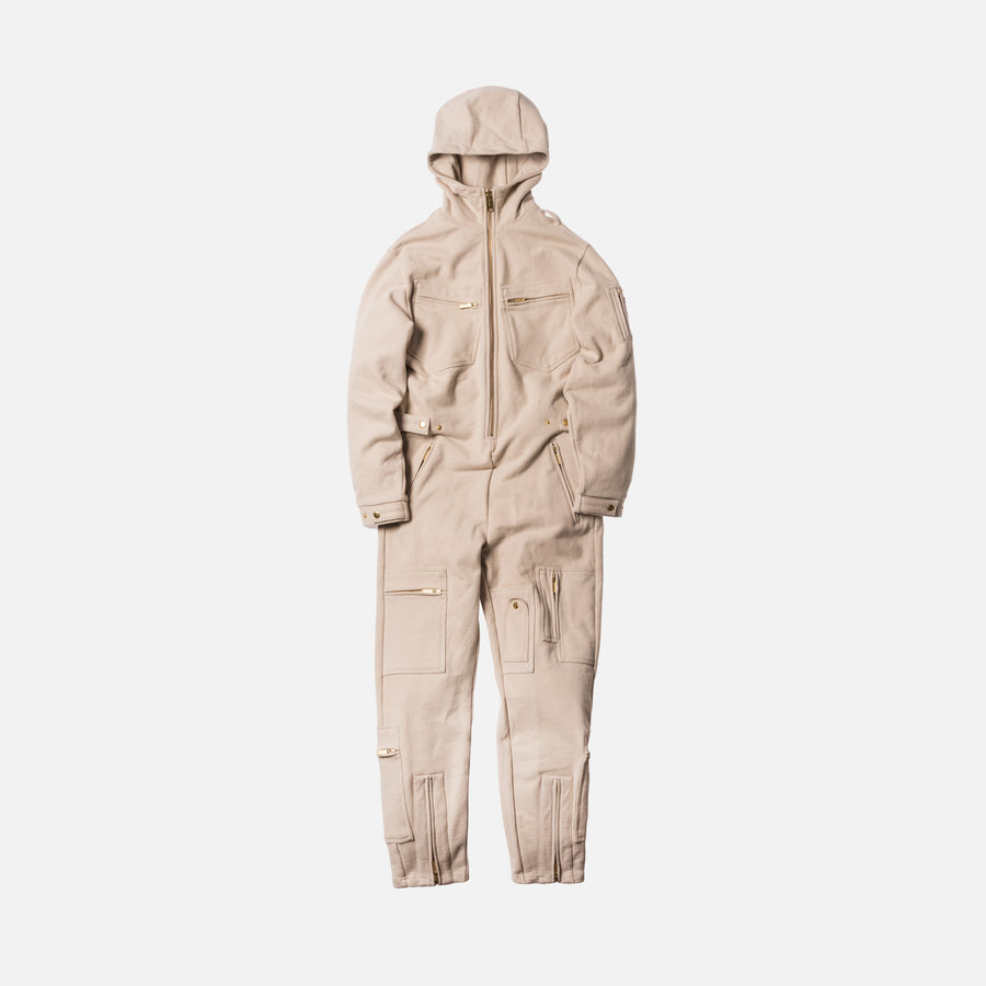Kith Prescott Fleece Coverall - Sand