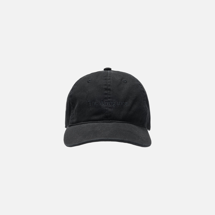 Kith Arrogance Cap - Black