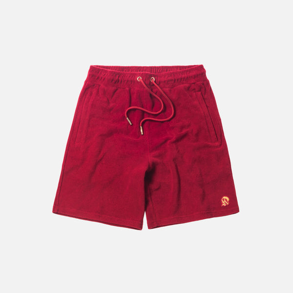 Kith Regal Terry Short - Red