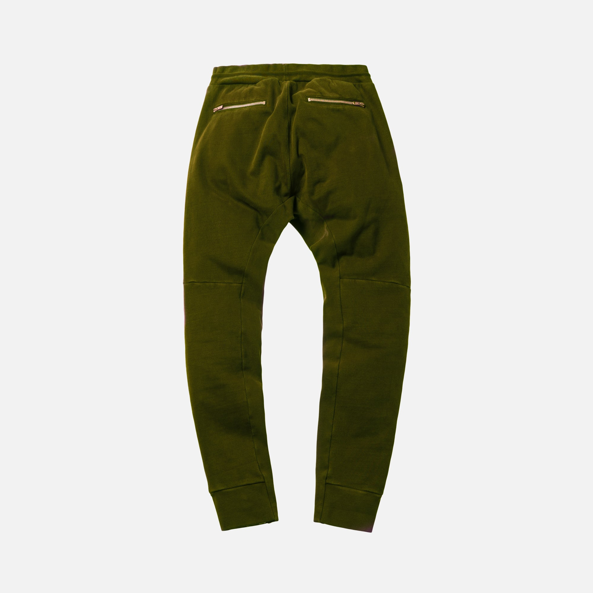 Kith Bleecker Sweatpants - Olive