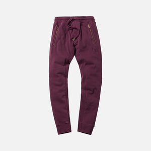 Kith Bleecker Sweatpants - Purple Dawn