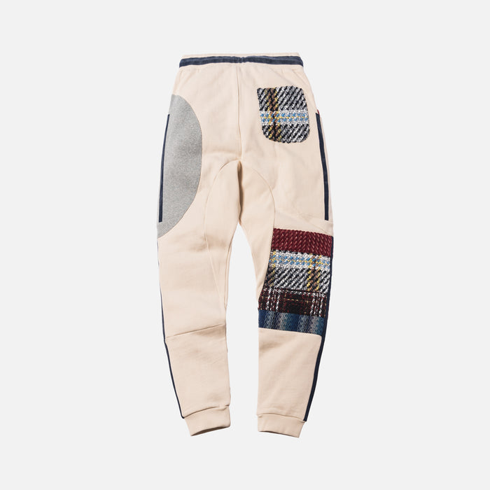 Kith Patchwork Ashford Pant - Off White