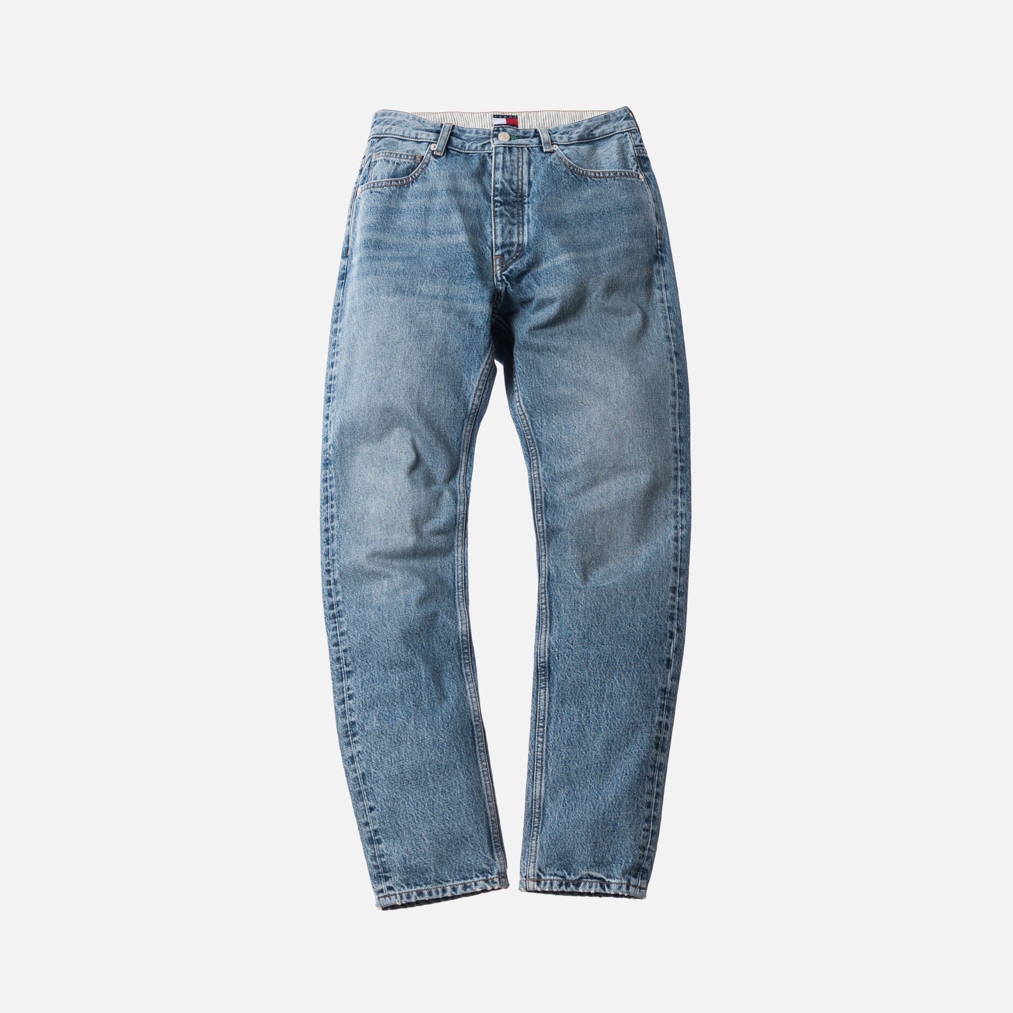 Kith X Tommy Hilfiger 5 Pocket Denim Pants Vintage Blue