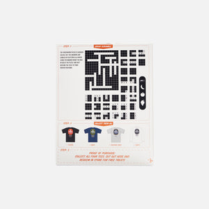 Kith Treats Home Grown Tee - Navy Image 6