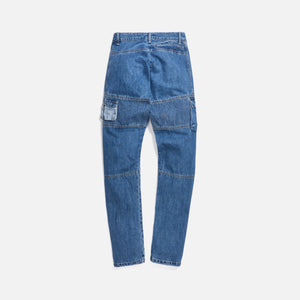 Kith Denim Field Pant 3.0 - Blue / Multi