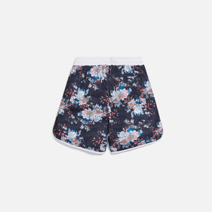 Kith Floral Panel Active Short - Navy / Multi Image 2