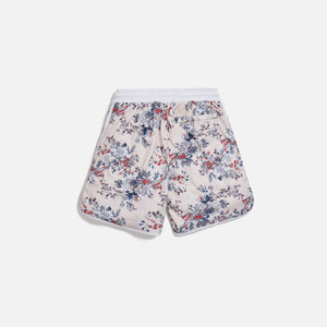 Kith Floral Panel Active Short - Ivory / Multi Image 2