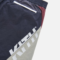 Kith Colorblocked Sporty Short - Navy / Multi Thumbnail 1