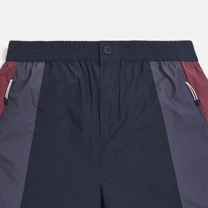 Kith Colorblocked Sporty Short - Navy / Multi Image 3