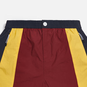 Kith Colorblocked Sporty Short - Red / Multi Image 3