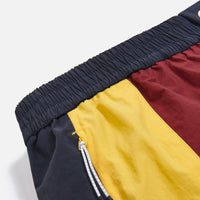 Kith Colorblocked Sporty Short - Red / Multi Thumbnail 1