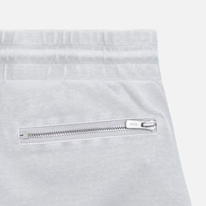 Kith Bleecker Crystal Wash Sweatpant - Oyster Mushroom Image 5
